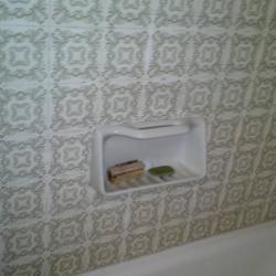 sustitucion de bañera por ducha con el mismo AZULEJO